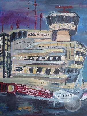 TXL Berlin- Tegel