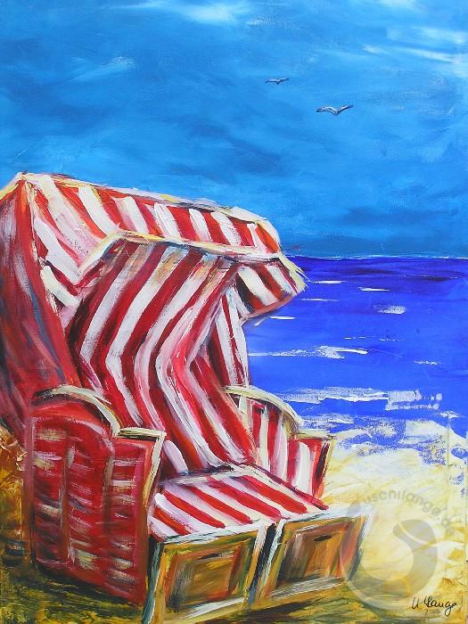 entspannung aquarelle und acrylbilder. Black Bedroom Furniture Sets. Home Design Ideas